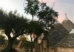Location vacances Conversano - Trulli Storie di Puglia - Piscina privata-4