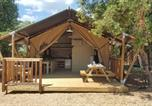 Camping avec Spa & balnéo Croatie - Glamping in Camping Park Soline-2
