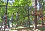 Camping avec Piscine Caro - Domaine de Kerioche-4