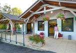 Camping 4 étoiles Champagnat - Camping Sites et Paysages Beauregard-3
