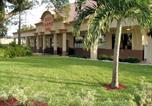 Hôtel Fort Lauderdale - Red Carpet Inn Airport Fort Lauderdale-1