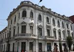 Hôtel Pérou - 1900 Hostel-1