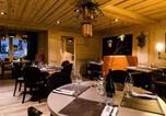 Hôtel 4 étoiles Morzine - Chalet-Hôtel La Marmotte, La Tapiaz & Spa, The Originals Relais (Hotel-Chalet de Tradition)-3