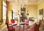 Hôtel Merville-Franceville-Plage - Château de Béneauville-4