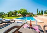 Location vacances Maria de la Salut - Maria de la Salut Villa Sleeps 6 Pool Wifi-1