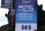 Hôtel Whitianga - Coromandel Court Motel-2