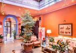 Hôtel Séville - Patio de La Alameda-1