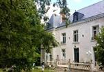 Hôtel Montbazon - Chambres d'Hôtes Château de la Marbelliere-1