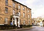 Location vacances Bakewell - Granby House Chatsworth Suite-1