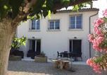 Location vacances Azille - Modern Villa with Private Pool near Lake in Olonzac-1