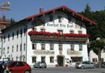 Hôtel Tittmoning - Hotel Alte Post-1