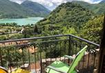 Location vacances Monteleone Sabino - Stanza Vista Lago con Balcone - Lake View Room with Balcony-2