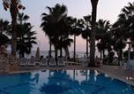 Hôtel Ayia Napa - Simos Magic Beach Hotel Apts-1