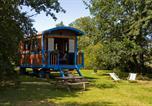 Camping La Ville-aux-Dames - Domaine de la Grangée-1