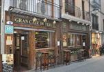 Hôtel Albarracín - Hostal Alcazaba-2