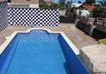 Location vacances Montbrió del Camp - Chalet con piscina privada en zona tranquila de Cambrils-3