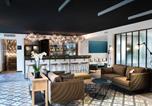 Hôtel 4 étoiles Bagnolet - Hôtel Les Deux Girafes-1