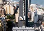 Hôtel Mar del Plata - Hotel 13 de Julio-1