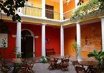 Hôtel Bolivie - Colors House-1