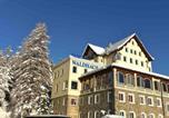 Hôtel Samedan - Hotel Waldhaus am See-2