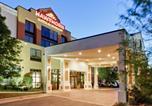 Hôtel Norman - Hawthorn Suites Midwest City-2