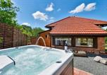 Location vacances Varaždinska - Beautiful home in Beretinec w/ Jacuzzi, Wifi and 1 Bedrooms-1