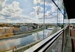 Location vacances Vilnius - Vilnius city best view apartments-2