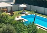 Location vacances Klagenfurt - City Studio Apartment with Pool & Garden-2