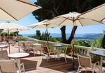 Hôtel Bormes-les-Mimosas - Eden Rose Grand Hotel Bw Premier Collection-4