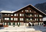 Hôtel Beatenberg - Hotel Chalet Swiss-4