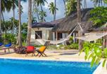 Location vacances  Tanzanie - Magic Beach Villa-1