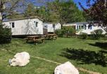 Camping avec Site nature Castellane - Camping Calme et Nature-3