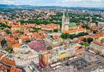 Location vacances Zagreb - Main Square penthouse-3