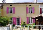 Hôtel Champagne-et-Fontaine - Le Petit Hameau-2