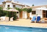 Location vacances Álora - Apartment Arroyo de Espinosa-1
