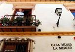Hôtel Málaga - Casa Museo La Merced-4