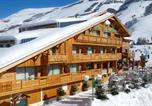 Hôtel Les 2 Alpes - Hotel Les Mélèzes-1