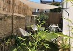 Location vacances Vannes - Ty Laumann petite maison avec jardin sur le port de vannes-2