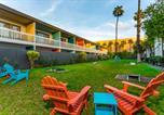 Hôtel Anaheim - Anaheim Hotel-4