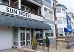Hôtel Skegness - The Sun Hotel-1