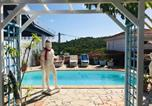 Location vacances  Martinique - Holiday home Baie des Mulets-1