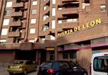 Location vacances Sahagún - Apartamentos Turisticos Puerta de León-1