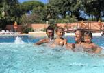 Camping avec Quartiers VIP / Premium Pyrénées-Orientales - Camping Les Galets-3