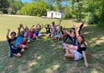 Camping avec WIFI Ondres - Camping Les Pins du Soleil-4