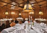 Hôtel Blankenbach - Käfernberg Hotel - Restaurant-3