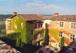 Hôtel Castelnau-de-Montmiral - Château de Mauriac-4