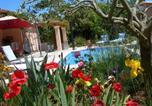 Location vacances Fox-Amphoux - B&B Villa les Tamaris-1