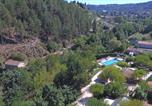 Camping avec Piscine Thueyts - Camping Le Pastural-3
