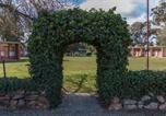 Hôtel Wangaratta - Gardenview-4