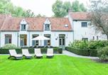 Location vacances Maldegem - Antique Holiday Home in Bruges with Terrace-1